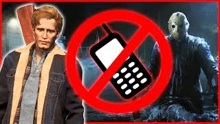 TOMMY HAD HIS PHONE ON SILENT! - Friday The 13th Gameplay Ep.27