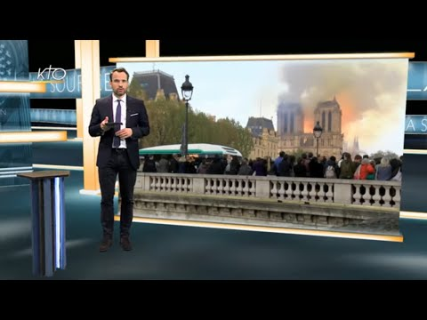 NOTRE-DAME DE PARIS| RAMEAUX EN IRAK | PERE LONGUEVILLE