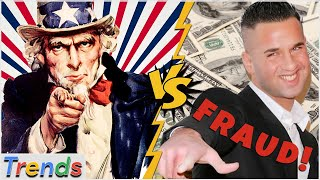 Guess Who Committed Tax Fraud?! - Google Trends Show
