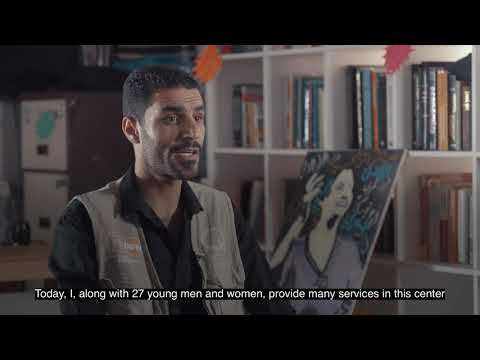 The Compact for Young People in Humanitarian Action: Stories from Zaatari Camp for Syrian Refugees- Jordan