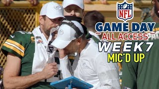 """NFL Week 7 Mic'd Up, """"I want five today"""" 