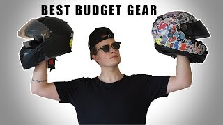 My Best BUDGET (BUT QUALITY) Motorcycle Gear Review