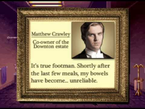 Downton Abbey, Ported To The Super Nintendo