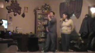"""Five For Fighting """"If God Made You"""" Vocal Cover Sammy J and Jessie"""