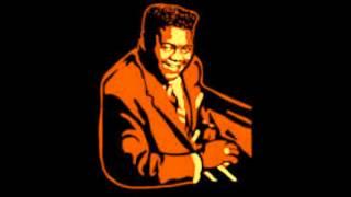 Fats Domino - LAZY WOMAN  -  [1958]