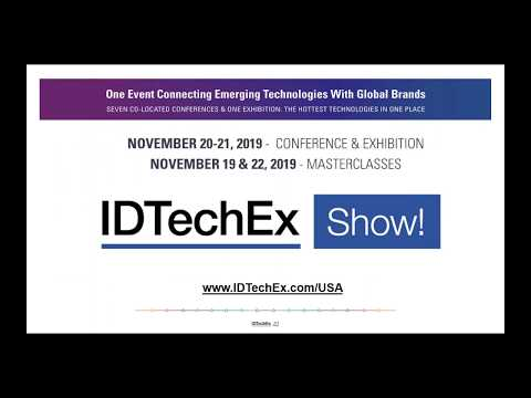 What to expect at the IDTechEx Show! USA | Nov 20 - 21 | CA, USA