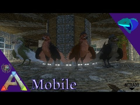 Ark Mobile Huge Update  NEW Griffin In Next Update/Where's Far's