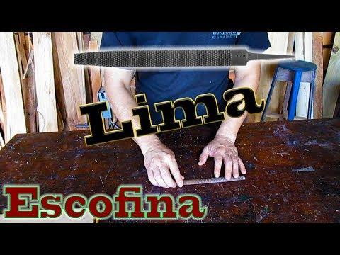 Uso Común De La Lima Escofina