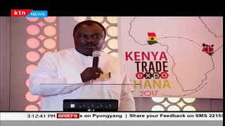 Kenya Ghana Trade: Trade ties take sharp focus at summit