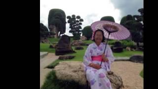 RINRIN PARK HÓC MÔN MÙA XUÂN SANG CÓ HOA ANH ĐÀO NGỌC LAN 9/2014