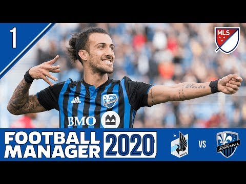 EP1 - Wilmer Cabrera Fired   Impact de Montreal - MLS   Football Manager 2020