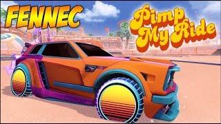 Pimp My Rocket League Ride  - FENNEC
