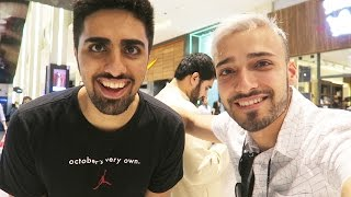 MET THE RICHEST KID IN DUBAI | ALMOST ARRESTED!