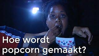 Hoe Wordt Popcorn Gemaakt? | Vragen Van Kinderen | Het Klokhuis