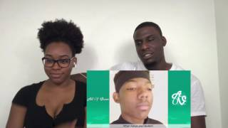 KING VADER VINE COMPILATION REACTION!!