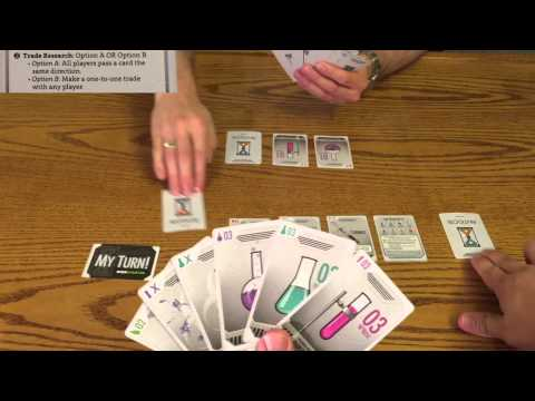 How To Play Antidote by Bellwether Games