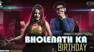 EMIWAY - FEW LINES FROM BHOLENATH KA BIRTHigh Quality Mp3AY