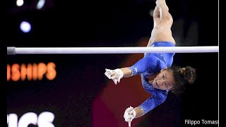 WAG Uneven Bars Final Stuttgart 2019 OCH|NBC