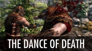 Skyrim Mod: The Dance of Death