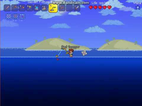Terraria: How To Get A Mount Early Into The Game