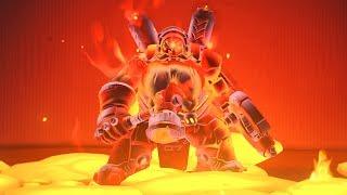 Heroes Burning Sounds [Overwatch]