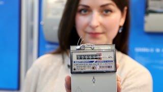 Счетчик Энергомера ЦЭ 6807Б-U K 1,0 220В 5-60А М6Р5.1 от компании ПКФ «Электромотор» - видео