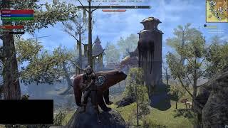 The Elder Scroll Online музыка relax релакс background 60fps full hd