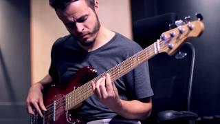 Jordan Rakei   Talk To Me (Bass Line By Adriano Aquino)