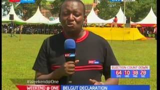 Major declaration by Jubilee candidates in the Rift against NASA