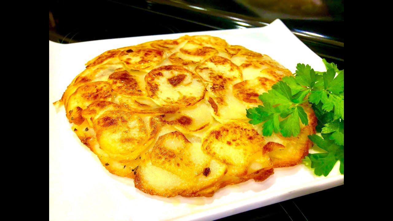 Если у Вас есть немного Картофеля и Лук, Шикарный Бюджетный Завтрак или Ужин готов за мгновение