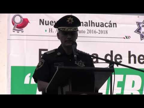 Unidad de Operaciones Aéreas reforzará estrategia de seguridad en Chimalhuacán