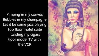 Frank Ocean - Pyramids ( lyrics on screen )