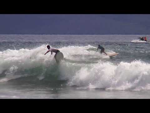Longboarding Wipeouts Hawaii