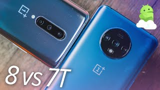 Is the OnePlus 8 worth an extra $200 over the OnePlus 7T?