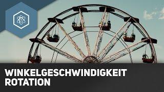 Winkelgeschwindigkeit vs. Tangentiale Geschwindigkeit - Rotation ...
