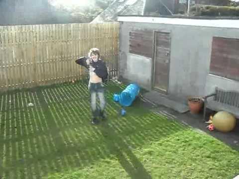 Shocking pedophile caught on camera