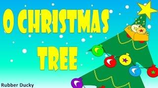 O Christmas Tree - Kids Christmas Songs - Christmas Songs