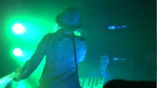 The Faint Desperate Guys Live Montreal 2012 HD 1080P