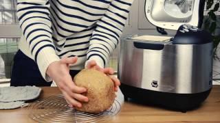 Unold Onyx 8695 Brotbackautomat Test und Erfahrungen - Brot backen