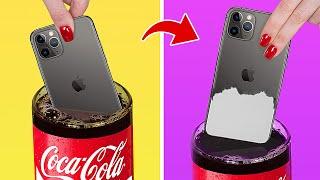 9 Coca Cola Hacks and Pranks