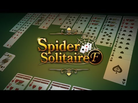 [Nintendo Switch] Spider Solitaire F Launch Trailer thumbnail