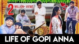 Life of Gopi Anna | Nadaswaram Serial Troll | Gopi - Sudhakar | Parithabangal