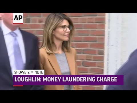 "Lori Loughlin, husband, others hit with money laundering charge; Sara Gilbert exits ""The Talk,"" cites work-life balance; Prince Harry, Oprah work on mental health program for Apple. (April 10)"