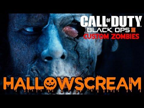 Call of Duty Black Ops Walkthrough - BO3 INSANE CHALLENGE MAP: DEMON