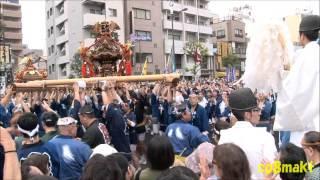 平成26年富岡八幡宮例大祭連合渡御31~40