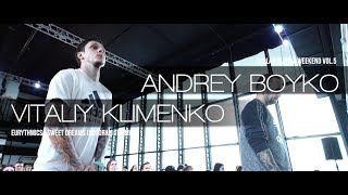 EURYTHMICS - SWEET DREAMS (NOTORIUS TRP MIX) | COLLABO WEEKEND 5 | ANDREY BOYKO & VITALIY KLIMEKNO