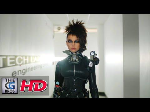 "CGI VFX Short Film: ""Deus Ex – Human Revolution"" – Directed by Moe Charif"