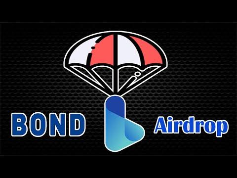 Ganhe U$30 Dólares GRÁTIS no Airdrop Bond Film no telegram. CORRE!