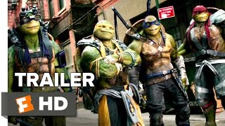 Teenage Mutant Ninja Turtles Out Of The Shadows Official Trailer 1 2016  Megan Fox Movie HD