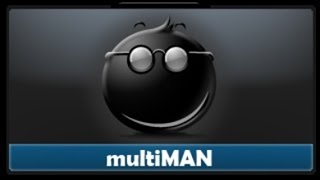 PS3 multiMAN 04.81.01 by deank Support CFW 4.81 CEX/DEX